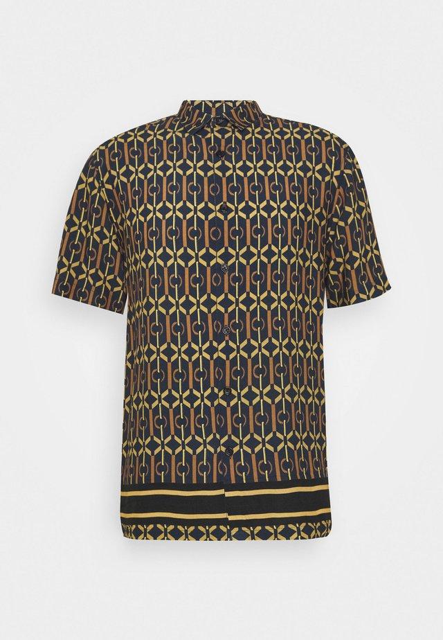 GEO BORDER - Shirt - geo