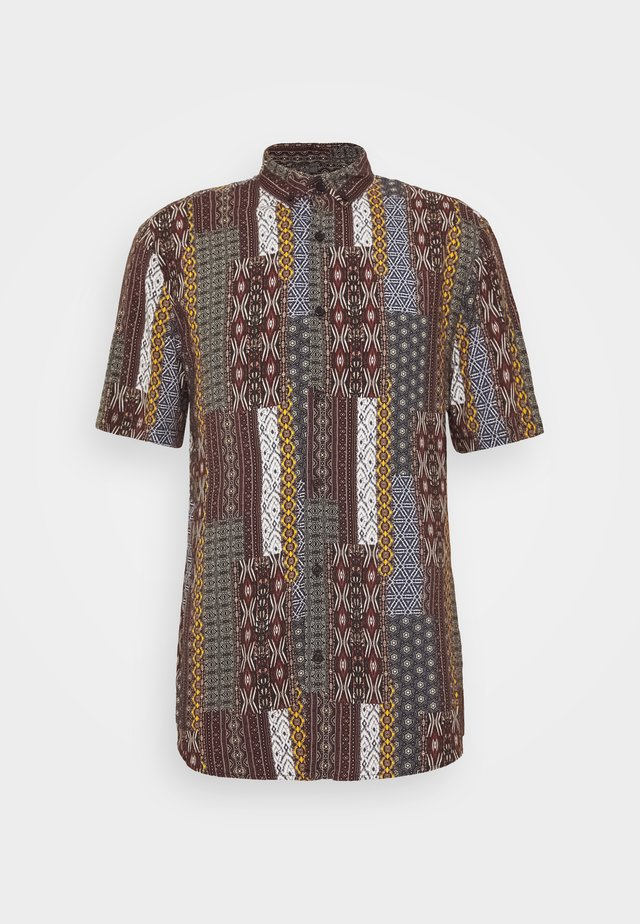 STRIPE TILE - Skjorta - mutli-coloured