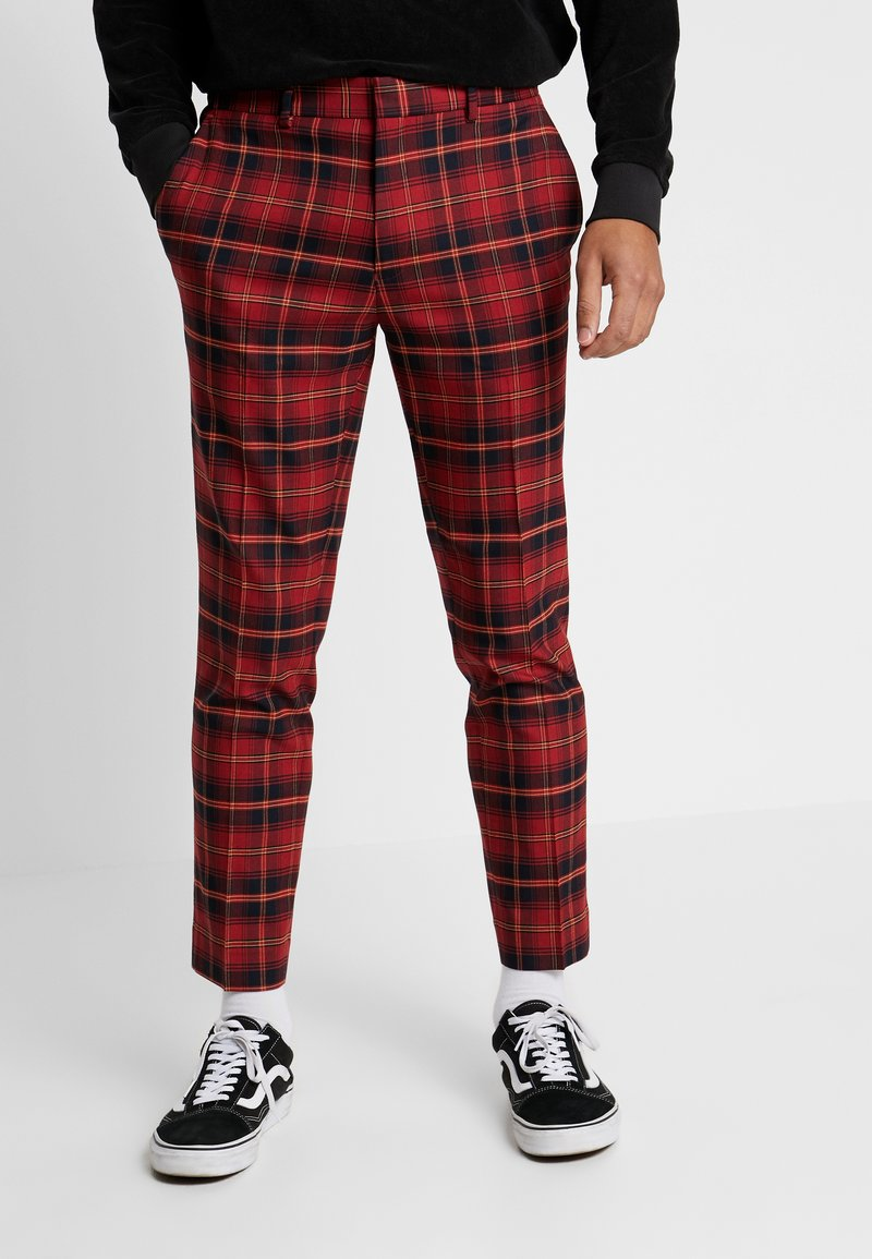 River Island - Trousers - red