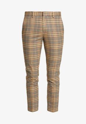 Kalhoty - yellow