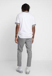 River Island - Pantalon classique - black/grey - 2