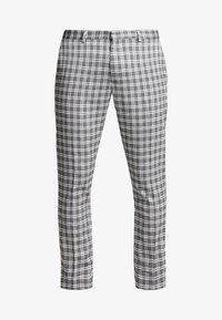 River Island - Pantalon classique - black/grey - 3