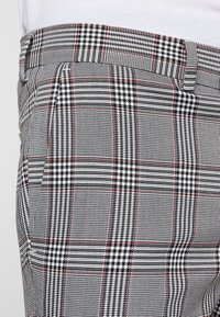 River Island - GARNET CHECK POW ULTRA - Broek - grey - 3