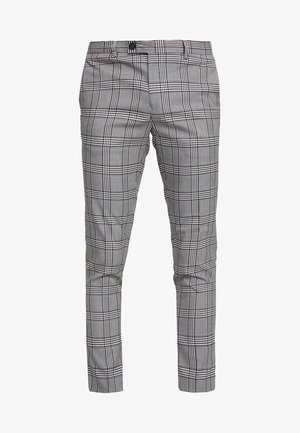 GARNET CHECK POW ULTRA - Broek - grey