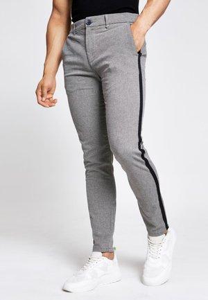 Pantalon classique - grey