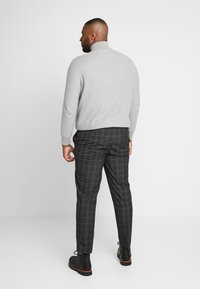 River Island - CHECK - Bukser - grey - 2