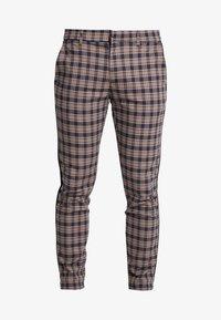 River Island - Spodnie materiałowe - brown - 3