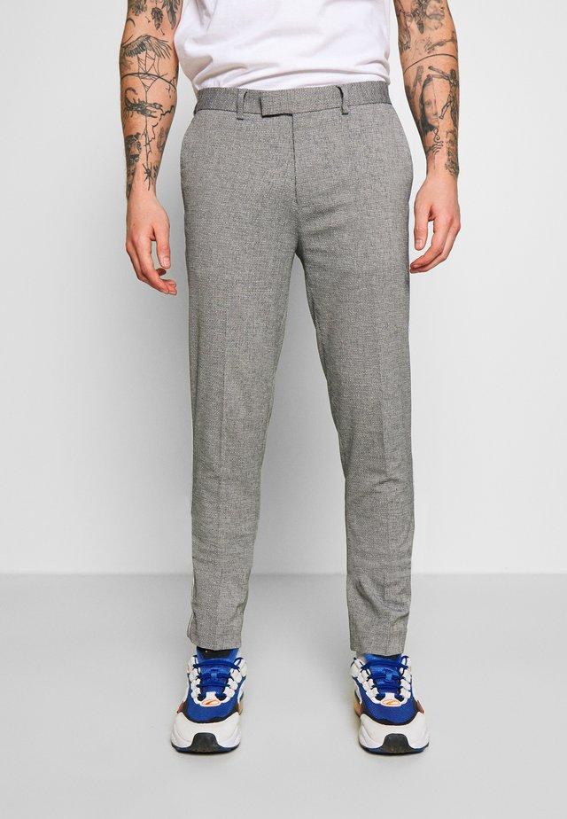 SANSA TROUSER - Trousers - grey