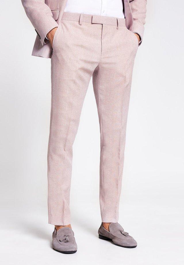 Puvunhousut - pink