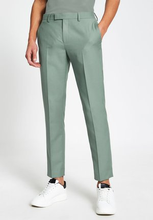 Pantalon de costume - green
