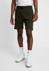River Island - Teplákové kalhoty - khaki - 0
