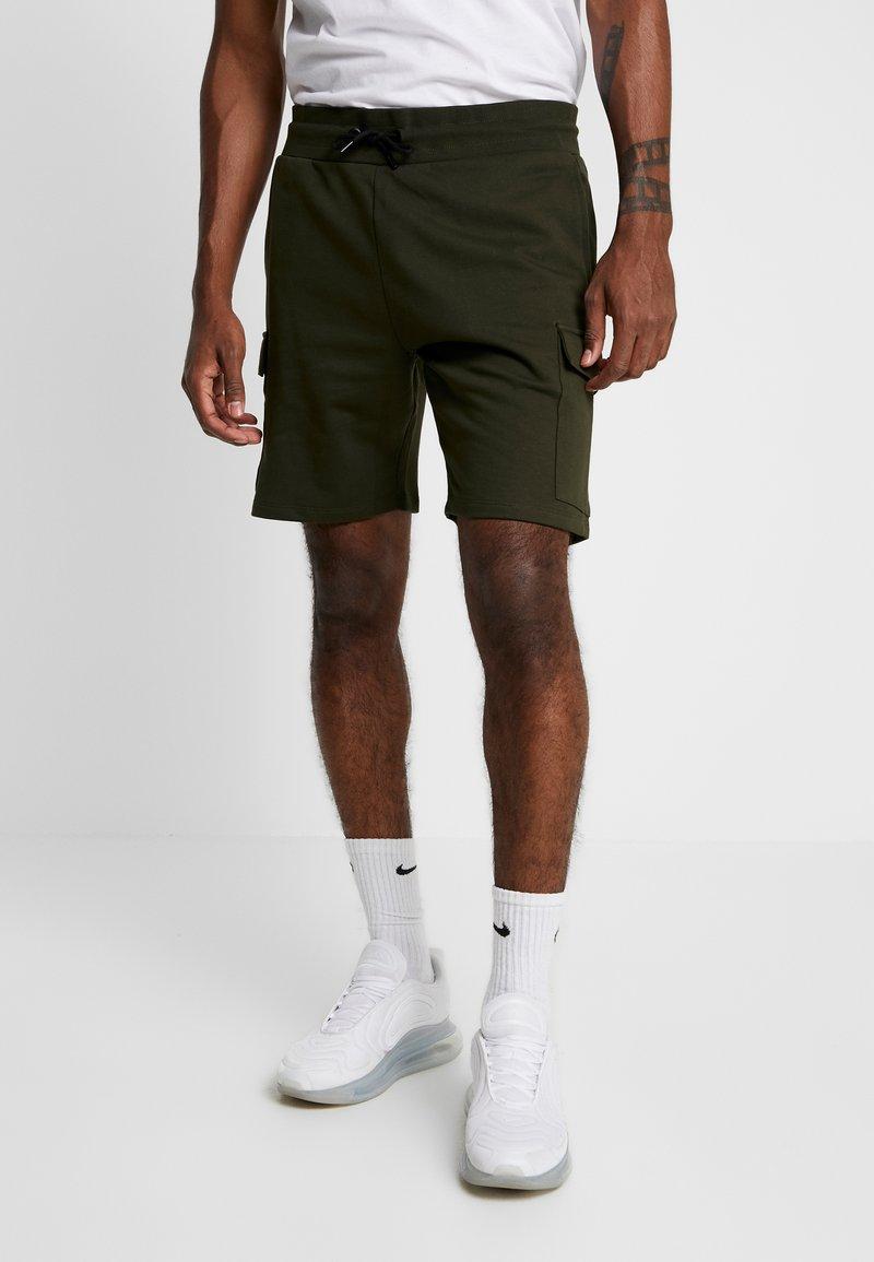 River Island - Teplákové kalhoty - khaki
