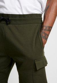 River Island - Teplákové kalhoty - khaki - 4