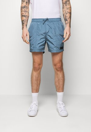 PABLO - Shorts - slate blue/grey