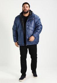 River Island - Slim fit jeans - black - 1