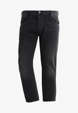 Slim fit jeans - washed black