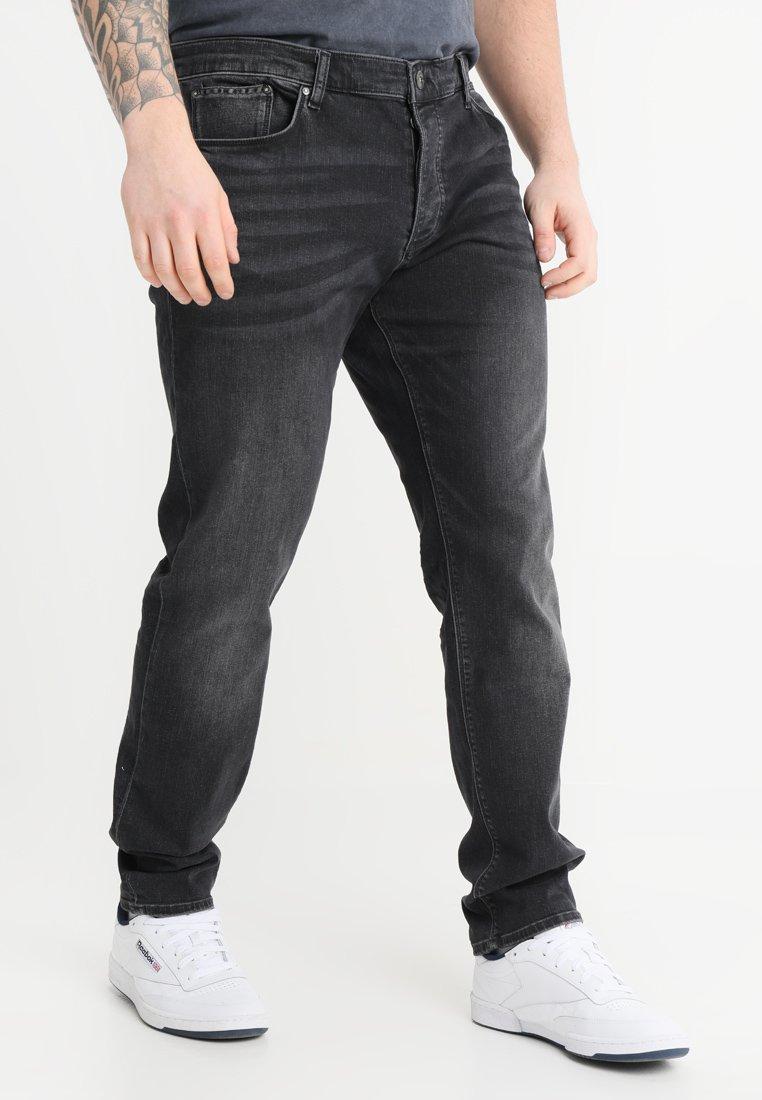 River Island - Slim fit jeans - washed black