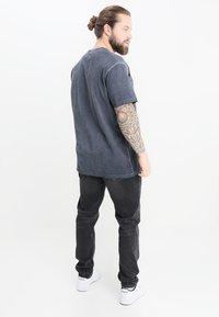 River Island - Slim fit jeans - washed black - 2