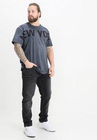 River Island - Slim fit jeans - washed black - 1
