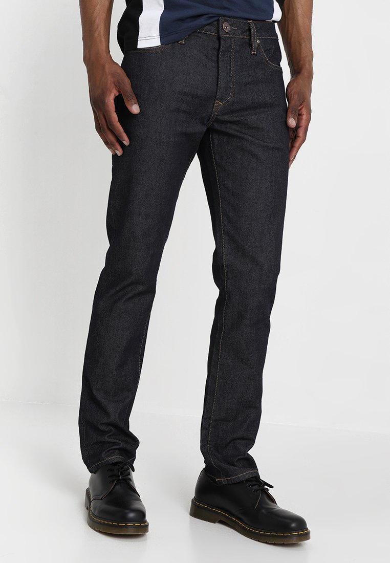 River Island - Slim fit jeans - dark blue raw