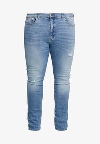 River Island - Jeans Skinny Fit - light blue - 4