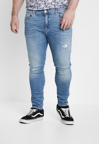 River Island - Jeans Skinny Fit - light blue - 0