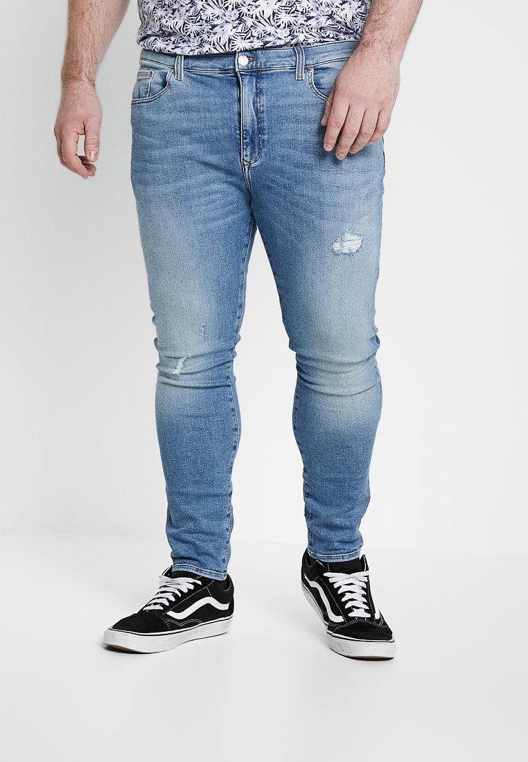 River Island - Jeans Skinny Fit - light blue