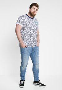 River Island - Jeans Skinny Fit - light blue - 1