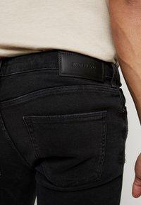 River Island - Jeans Skinny Fit - washed black - 5