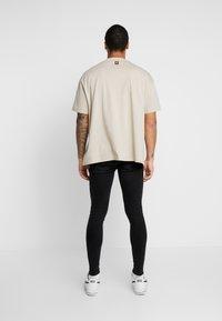 River Island - Jeans Skinny Fit - washed black - 2
