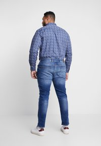 River Island - Slim fit jeans - dark blue - 2