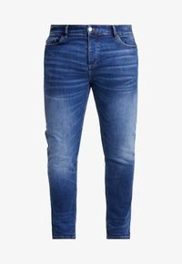 River Island - Slim fit jeans - dark blue - 4