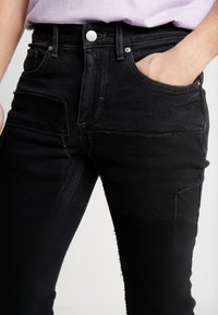 River Island - Slim fit jeans - black - 4