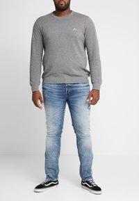 River Island - Slim fit jeans - blue - 0