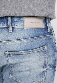 River Island - Slim fit jeans - blue - 3