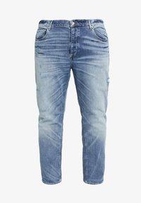 River Island - Slim fit jeans - blue - 4