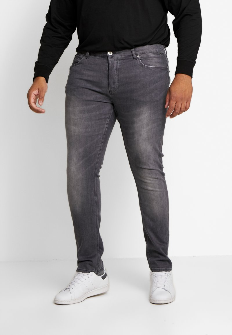 River Island - Jeans Skinny Fit - grey