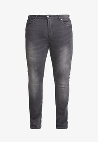 River Island - Jeans Skinny Fit - grey - 4