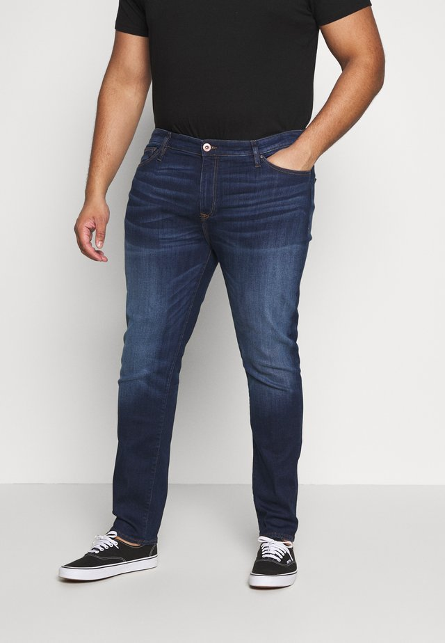 SLIM MEMPHIS - Slim fit jeans - dark blue