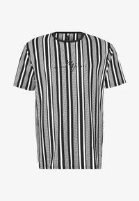 River Island - Print T-shirt - white - 4