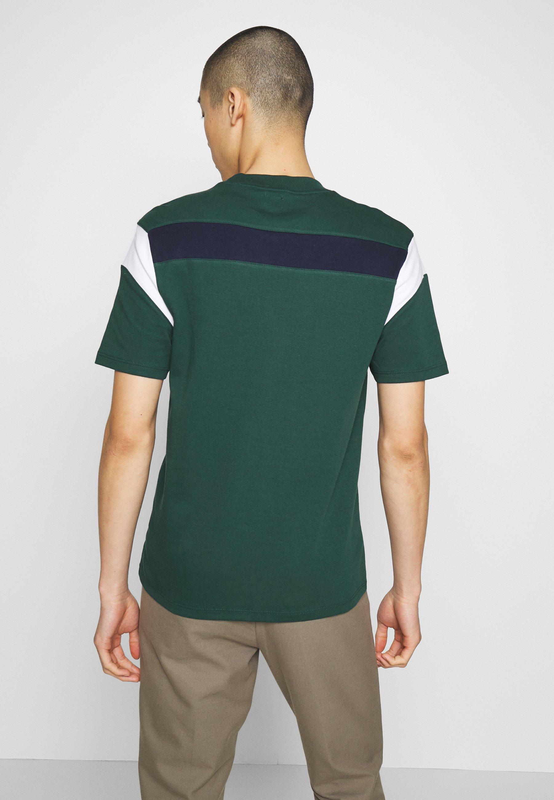 River Island T-shirt Imprimé - Green