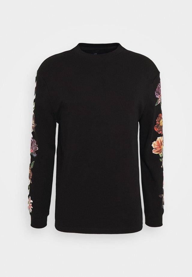 BOTANICAL  - Långärmad tröja - black