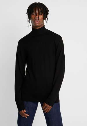 RALF ROLL NECK - Svetr - black