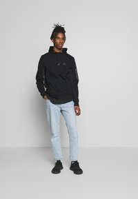 River Island - HOODED - Hættetrøjer - black - 1