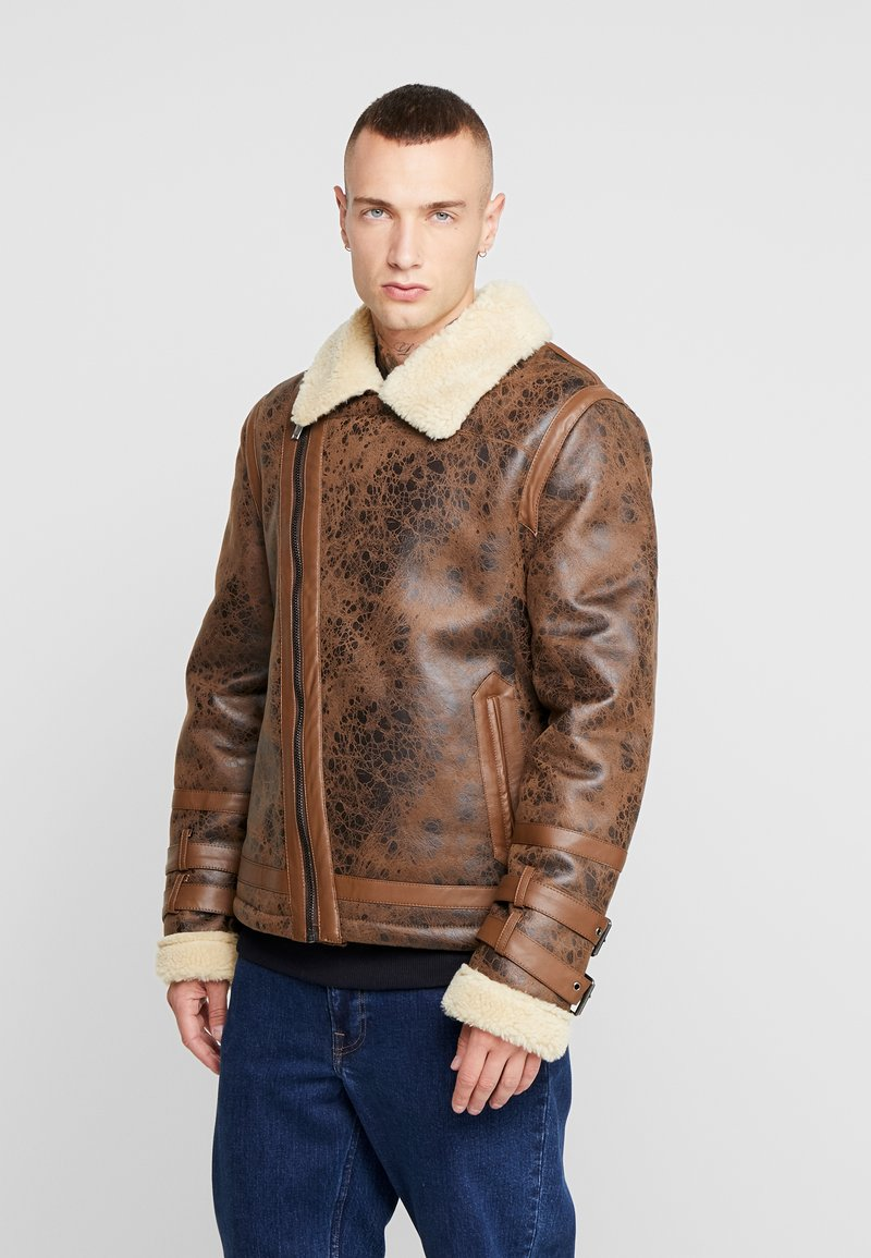 River Island - Jas - brown