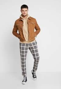River Island - Spijkerjas - brown - 1