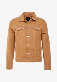 River Island - Spijkerjas - brown - 4