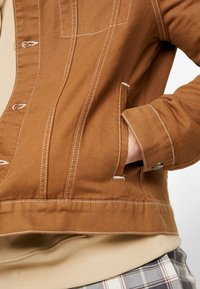 River Island - Denim jacket - brown - 5
