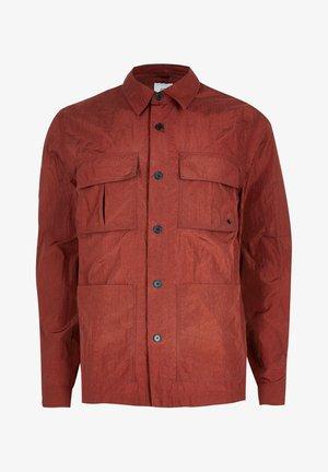 Summer jacket - rust