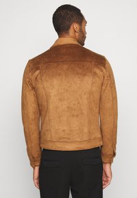 River Island - Faux leather jacket - tan - 2